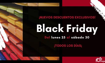 Mejores descuentos para el Black Friday