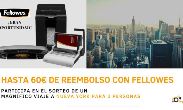 Promoción Fellowes Nueva York