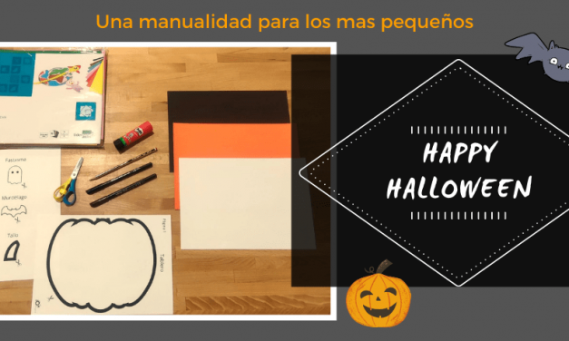Halloween en casa con un juego de mesa de calabazas